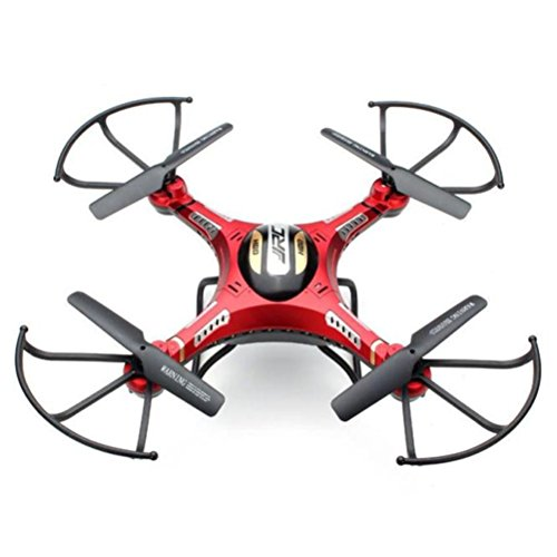Quadcopter,Elaco H8DH 6-Axis Gyro JJRC 5.8G FPV RC Quadcopter Drone HD Camera With Monitor by Elaco