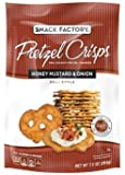 Snack Factory Deli Style Crunchy Pretzel Cracker