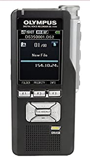 amazon com olympus digital voice recorder vn 480 pc model 141725 rh amazon com Olympus Digital Voice Recorder Manual Erasing Olympus WS 700M Digital Voice Recorder Manual