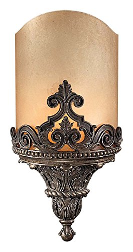 Ada Wall Washer Sconce (Aged Bronze 1 Light 8in. Width ADA Compliant Wall Washer Wall Sconce from the Metropolitan Collection)