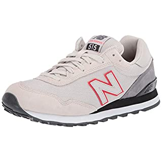 New Balance Men's 515 V1 Sneaker, Moonbeam/Phantom, 18 XW US