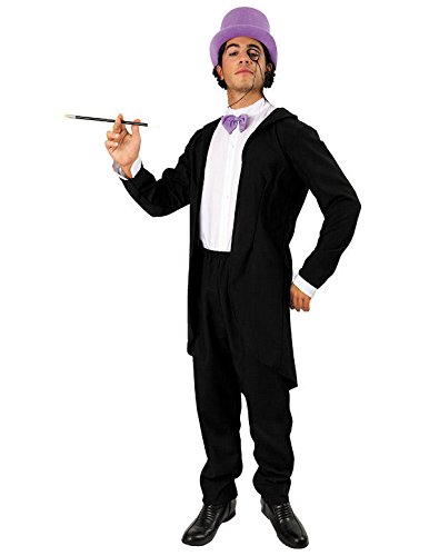Batman Penguin Costumes For Adults (Orion Costumes Mens Adult Classic Retro Birdman TV Fancy Dress Extra Large)