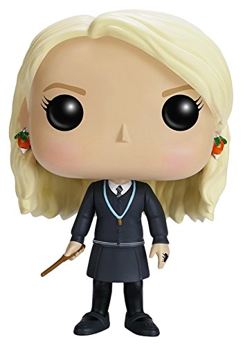 Funko POP Movies: Harry Potter Action Figure - Luna Lovegood