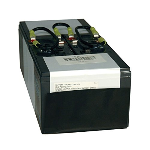 Tripp Lite RBC94-3U 48VDC UPS Replacement Battery for Select Tripp Lite Smart UPS ()