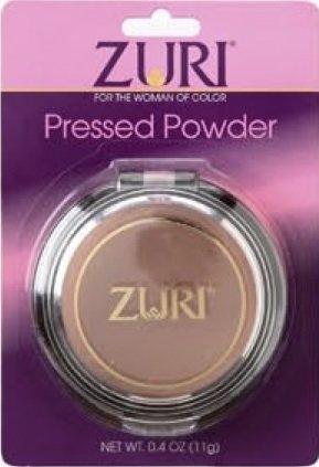 Zuri Pressed Powder Amber Bronze (Amber Pressed Powder)