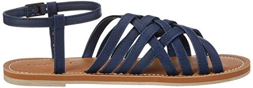 Braided Sandals atlantic Women''s Blue Strap Ankle Fw 5046 O'neill wZ6ExqE