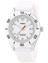 Timex Mens Quartz Leather watch #T2N533