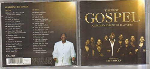 BEST GOSPEL ALBUM IN THE WORLD EVER - cd album - BEST GOPSEL ALBUM IN THE WORLD EVER - CD album - CD (not vinyl) (Best Mints In The World)
