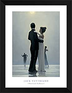 "/""The Singing Butler/"" Jack Vettriano Framed 28x36"