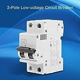2P 250V Low-voltage DC Miniature Circuit Breaker
