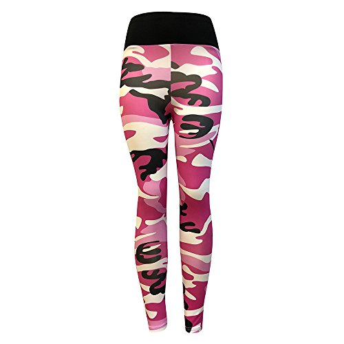 WUYIMC Women's Camo Ruched Legging Butt Lift Yoga Pants Workout Stretchy Skinny Yoga Pants Thights by Clearance! WuyiMC (Image #4)
