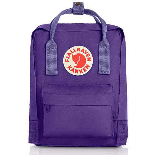 Fjallraven - Kanken Mini Classic Backpack for Everyday, Purple/Violet