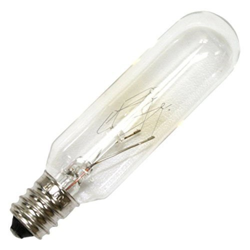 EiKO 15T6C145V Model 15T6C-145V Miniature Halogen Bulb (12-Pack), 145 Voltage Rating, 15 Watts, 0.1 Amps, Candelabra Screw (E12) Base, T-6 Bulb, C-7A Filament, 90 Lumens