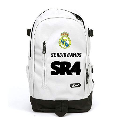 Sjymkyc Gimnasio Ocio De Fútbol Ronaldo Viaje Aficionado Al Deportiva Bandolera Mensajero Bolso Escolar Bolsa H rgHrOn1