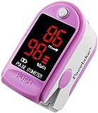 Facelake 50DL Pink Pulse Oximeter