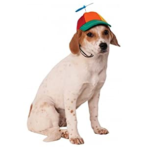 Rubies Costume Company Propeller Hat for Pets, Small/Medium