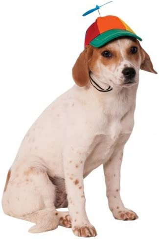 Hats for Dogs Sun Protection Small Dogs Puppy Kitten Cat Hat Cap Outdoor Hat S M
