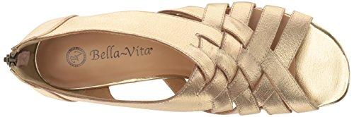 Gold Vita Metallic Bella Isabelle Womens vfYITqfWF