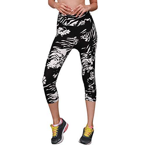 CUSHY Women High Elastic Fitness Sport Leggings Yoga Pants ...