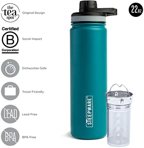 Tea Spot Double Walled Insulated Stainless product image