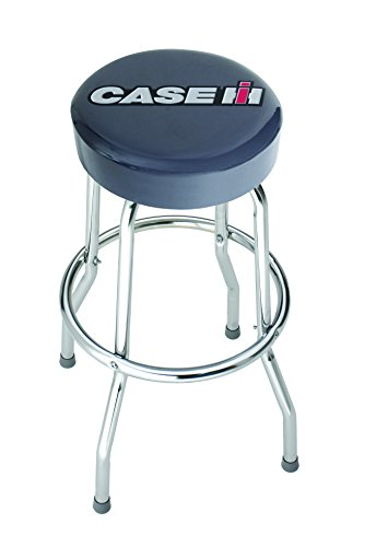 Plasticolor 004788R01 IH Case Garage Stool, 1 Pack - Stool Case