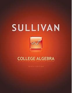 College algebra michael sullivan 9780132402866 amazon books college algebra 9th edition fandeluxe Images