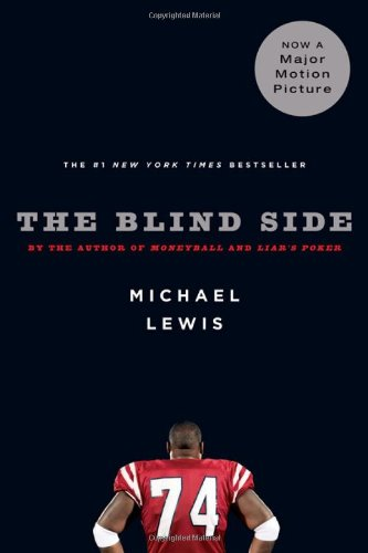 Book cover for The Blind Side