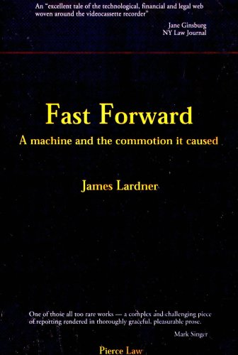 Fast Forward: A Machine and the Commotion It Caused