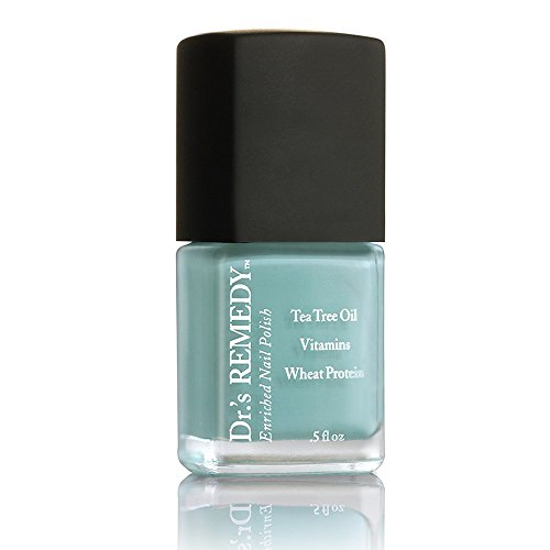 Dr.'s REMEDY Enriched Nail Polish, TRUSTING Turquoise, 0.5 fl. oz.