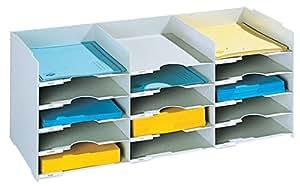 PaperFlow 786676 - Módulo clasificador de 15 casillas, A4