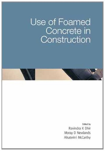 Use Of Foamed Concrete In Construction (6th International Congress of Global Construction)
