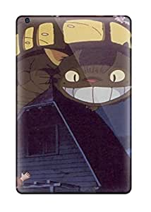 Special Clarencepca Skin Case Cover For Ipad Mini/mini 2, Popular Cat Bus From Totoro My Neighbor Anime Other Phone Case