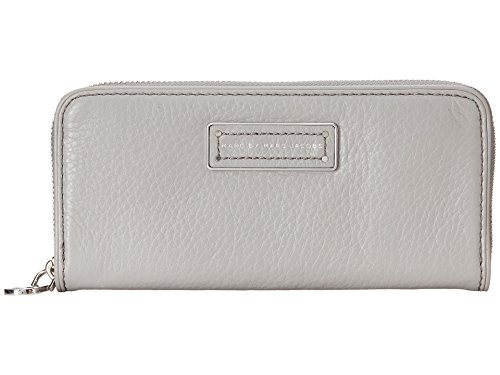 Marc by Marc Jacobs Too Hot to Handle Slim Zip Around, Storm Cloud