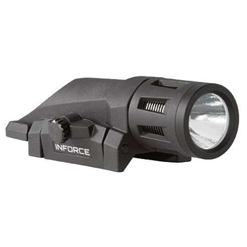 Inforce W-05-1 400 Lumens Gen 2 Multi-Function Weapon Mounted Light, White/Black, XXX-Large