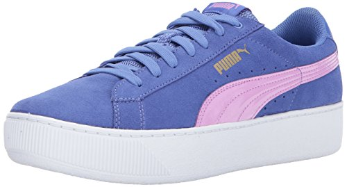 PUMA Baja Fashion Vikky smoky Sneaker Grape Blue Women's Platform ZqrxZf