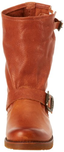 Short Veronica da donna, Whisky Soft Leather vintage, 6 M US