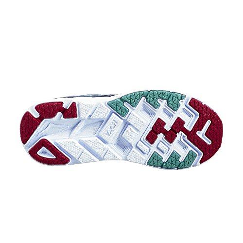 Hoka One One Donna Clifton 4 Scarpa Da Corsa Falda Acquifera / Vintage Indaco Taglia 9 M Us