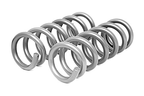 Rough Country 9232-2-inch Dodge Leveling Coil Springs| 09-18 RAM 1500 2WD