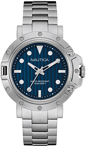 nautica- nst 800 gent's NAD16005G Womens japanese-quartz watch