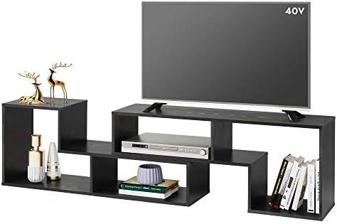 DEVAISE Flat Screen TV Stand
