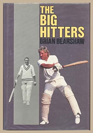 book cover of The Big Hitters