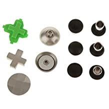 Replacement Bumper Trigger Button Bullet Set for XBOX One Elite Controller