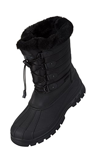 Whistler IsoGrip Mountain Nero Donna Alto Warehouse Neve Doposci Stivali 77q4Uv60