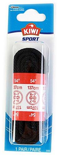 UPC 760921256886, Kiwi Athletic Laces, 54-inch, Oval, Black