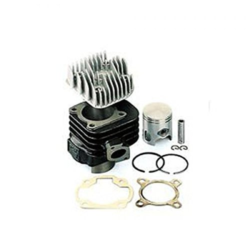 9909610 GRUPPO TERMICO TOP TROPHY 70CC D.47 YAMAHA NEOS 50 2T SP.10 GHISA