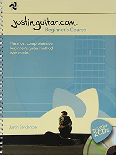 Justinguitar.com Beginner\'s Course Guitar Second Edition Copyright ...