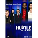 Hustle: Complete Season Three by Adrian Lester