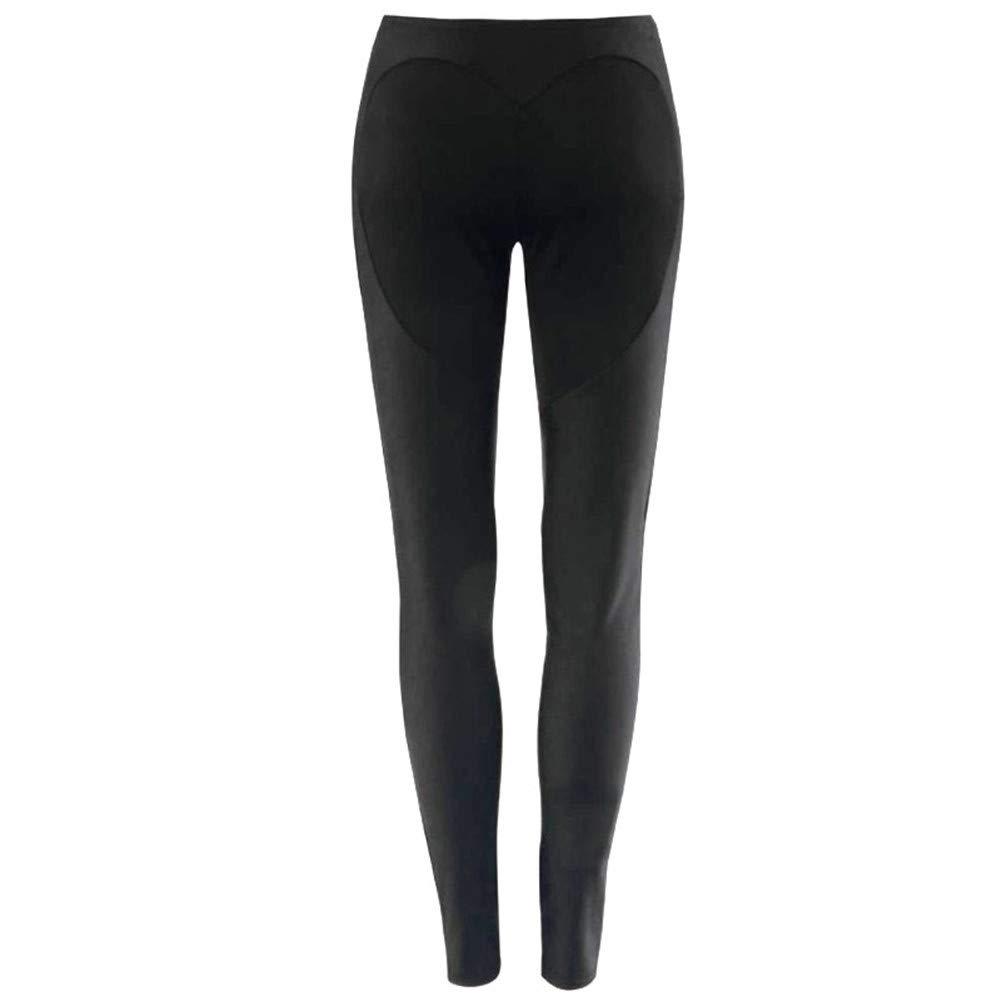 LQFLD Yoga Pantalón Mujer,Pantalones De Yoga para El Corazón ...