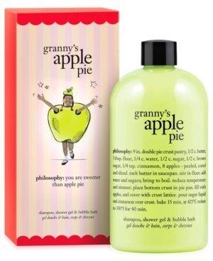 (Dist Coty Prestige PHI00004 Philosophy Grannys Homemade Apple Pie 16oz Shower Gel)
