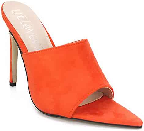 59fc1b09a3218 Shopping 6.5 - Orange - Sandals - Shoes - Women - Clothing, Shoes ...